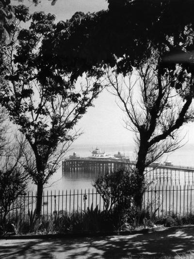 Llandudno Pier--Photographic Print