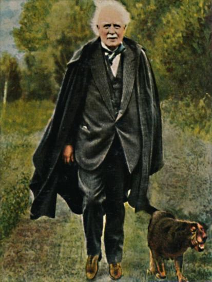 'Lloyd George - Geb. 1863', 1934-Unknown-Giclee Print