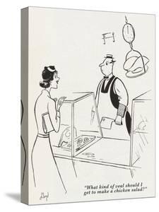 Gourmet - June, 1941 by Lloyd