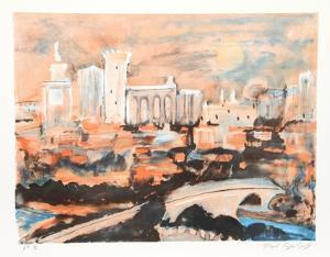 Notre Dame by Lloyd Lopez Goff