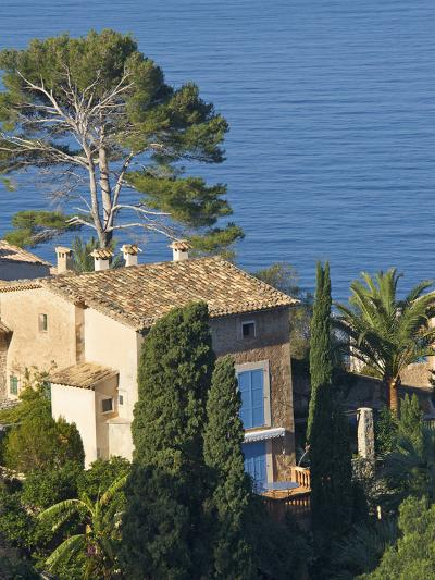 Lluc Alcari, Luc Alcari, Serra De Tramuntana, Majorca, Balearics, Spain-Katja Kreder-Photographic Print