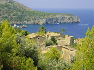 Lluch Alcari, Where Picasso Once Lived, on the Northwest Coast of the Island, Balearic Islands-Kathy Collins-Photographic Print