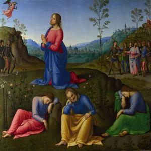 The Agony in the Garden, C. 1502-1503 by Lo Spagna
