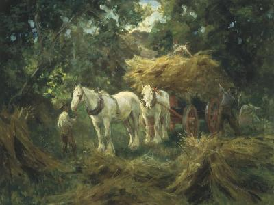 Loading the Hayrick-Arthur Lemon-Giclee Print