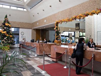 Lobby of the El Moro Beach Hotel, Mazatlan, Mexico-Charles Sleicher-Photographic Print