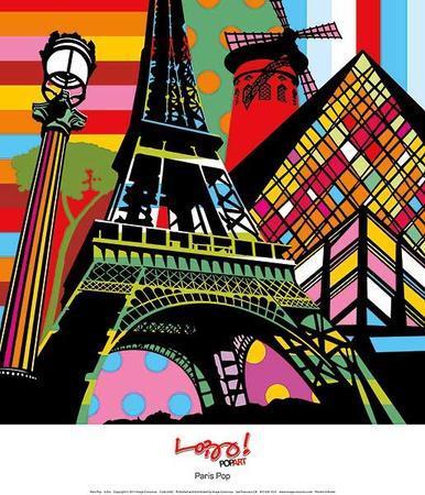 Paris Pop