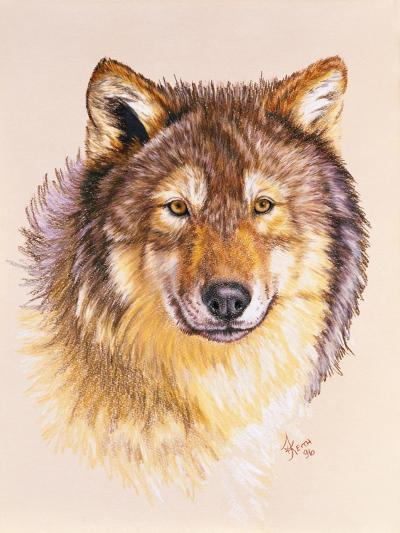 Lobo-Barbara Keith-Giclee Print