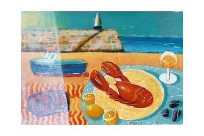 Lobster-Sara Hayward-Giclee Print