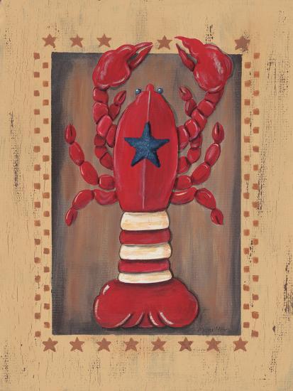 Lobster-Jo Moulton-Art Print
