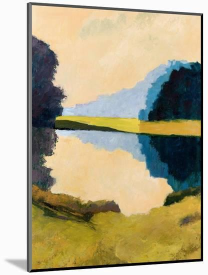 Local Reflections-Toby Gordon-Mounted Art Print