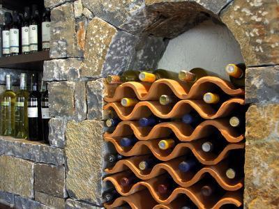 Local Wine, Crete, Lassithi Plateau, Greece-Cindy Miller Hopkins-Photographic Print