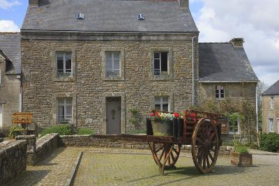 Located in the Town of Locronan in Brittany Is This Granite Home-Mallorie Ostrowitz-Photographic Print