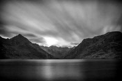 Loch Coruisk And Black Cuillin-Rory Garforth-Photographic Print