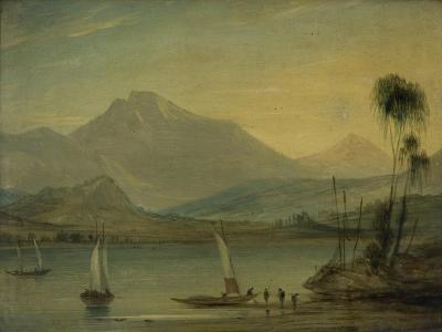 Loch Fyne, Herring Fishing-John Wilson Ewbank-Giclee Print