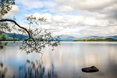 Loch Lomond, Scotland, UK-matthi-Photographic Print