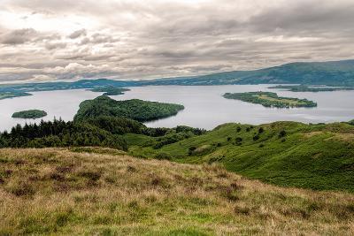 Loch Lomond-danielbarquero-Photographic Print