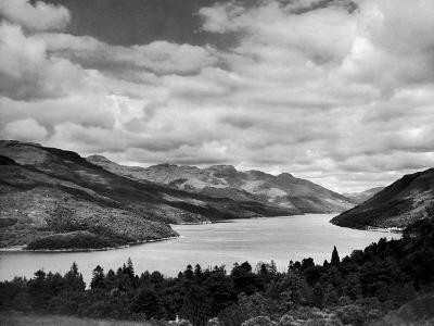 Loch Long 1946- Mirrorpix-Photographic Print