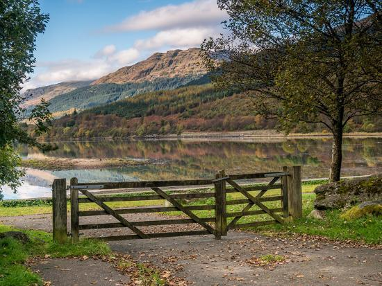 Loch Long, Arrochar, Southern Highlands- PSC Photography-Photographic Print