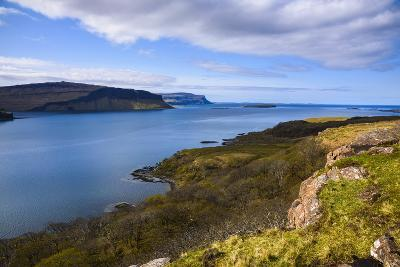 Loch Na Keal, Isle of Mull, Inner Hebrides, Argyll and Bute, Scotland, United Kingdom-Gary Cook-Photographic Print