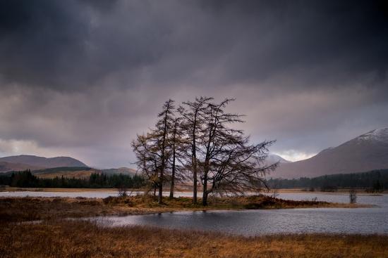 Loch Tulla-Doug Chinnery-Photographic Print