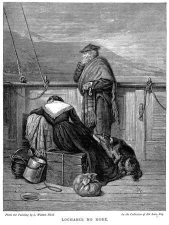 Lochaber No More, 1886