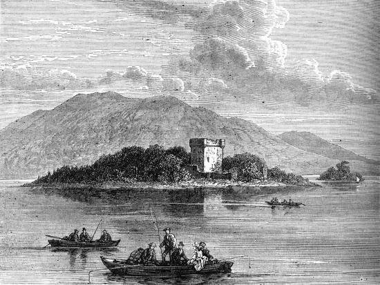 'Lochleven', c1880-Unknown-Giclee Print