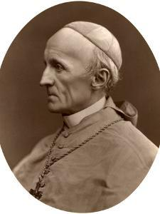 Cardinal Henry Edward Manning, Archbishop of Westminster, 1876 by Lock & Whitfield
