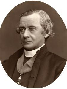 Edward Harold Browne, Dd, Bishop of Winchester, 1876 by Lock & Whitfield
