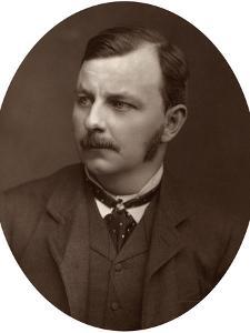 Frank Holl, Ara, English Painter, 1883 by Lock & Whitfield