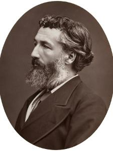 Frederick Leighton, British Artist and Royal Academician, 1877 by Lock & Whitfield