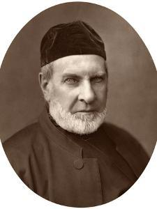 George Anthony Denison, Archdeacon of Taunton, 1876 by Lock & Whitfield