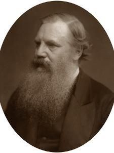 Henry Baker Tristram, Ma, Frs, Lld, Canon of Durham, 1883 by Lock & Whitfield