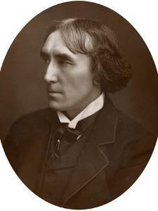 Henry Irving, English Actor, 1883 by Lock & Whitfield