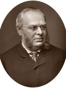 Hon Sir Lewis William Cave, Judge of the High Court of Justice, 1883 by Lock & Whitfield