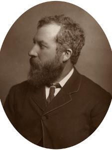 John Macwhirter, Ara, Hrsa, Scottish Painter, 1883 by Lock & Whitfield