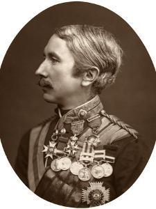 Major-General Sir Garnet Wolseley, Kcb, British Soldier, 1876 by Lock & Whitfield