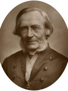 Rev George Granville Bradley, DD, Dean of Westminster, 1883 by Lock & Whitfield