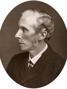 Richard Norman Shaw, Ra, British Architect, 1883 by Lock & Whitfield