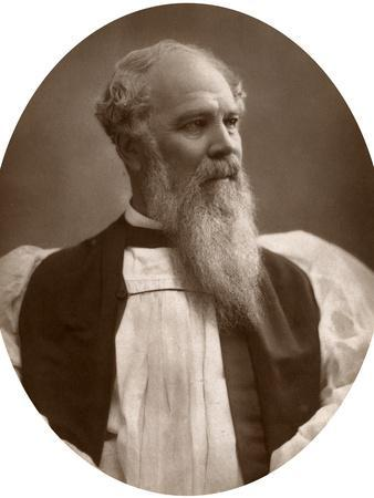 Right Rev John Charles Ryle, DD, Bishop of Liverpool, 1883