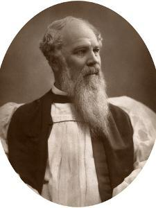 Right Rev John Charles Ryle, DD, Bishop of Liverpool, 1883 by Lock & Whitfield