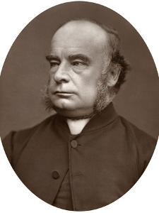 Right Rev William Connor Magee, Dd, Bishop of Peterborough, 1877 by Lock & Whitfield
