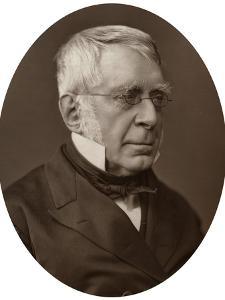 Sir George Biddell Airy, Kcb, Frs, Astronomer Royal, 1877 by Lock & Whitfield
