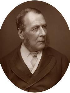 William Ballantine, Serjeant-At-Law, 1882 by Lock & Whitfield