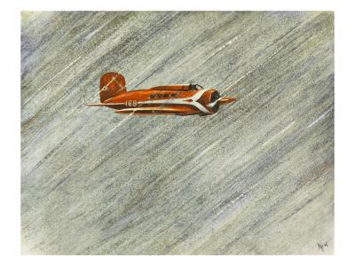 Lockheed 'Orion'--Giclee Print