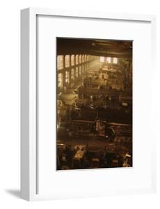 Locomotive Factory Floor