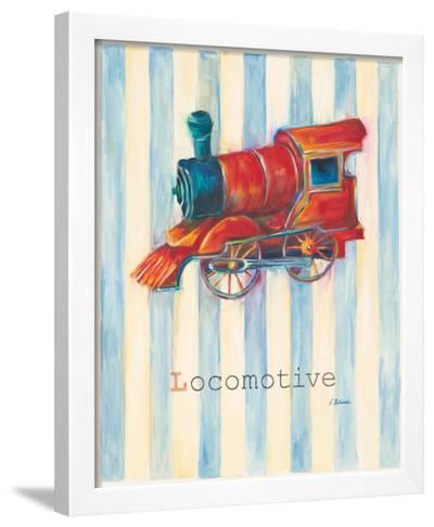 Locomotive-Catherine Richards-Framed Giclee Print