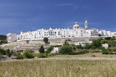 Locorotondo, Valle D'Itria, Bari District, Puglia, Italy, Europe-Markus Lange-Photographic Print