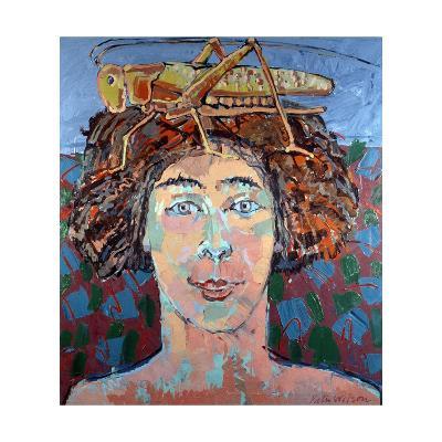 Locust Woman, 1994-Peter Wilson-Giclee Print