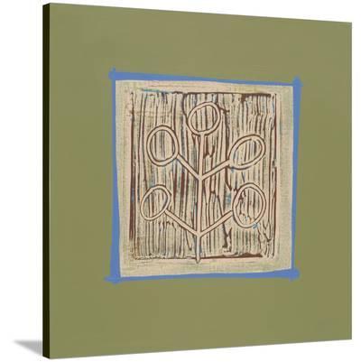 Locust-P^G^ Gravele-Stretched Canvas Print