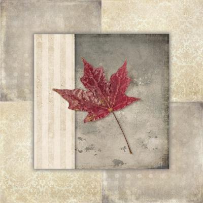 Lodge Leaf Tile 1-LightBoxJournal-Giclee Print